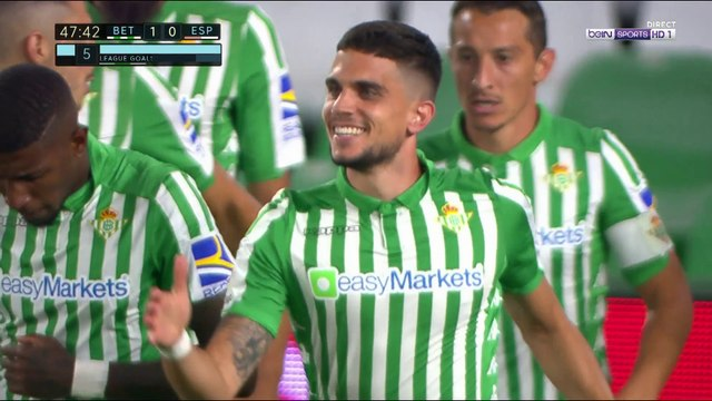 Liga : Le Betis enfonce un peu plus l'Espanyol