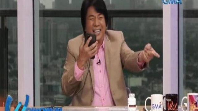 """Wowowin: """"Scam ka, hindi ka si Willie Revillame!""""  caller to Kuya Wil"""