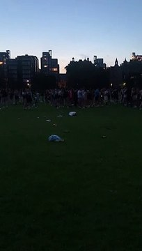 Fight breaks out in The Meadows, June 25, 2020