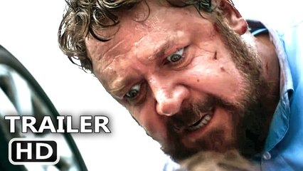 Unhinged (Enragé) - Official Trailer - Russell Crowe Thriller