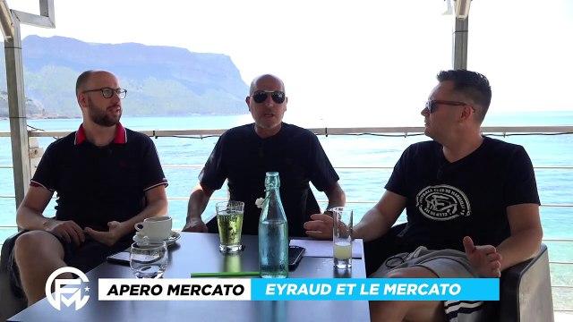 """Mercato : """"Contrairement à ce qu'Eyraud avait dit  qu'il ferait, l'OM est toujours dans l'urgence"""""""