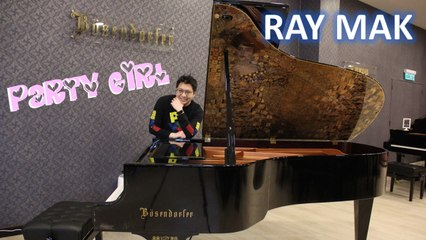 StaySolidRocky - Party Girl Piano Duet by Ray Mak