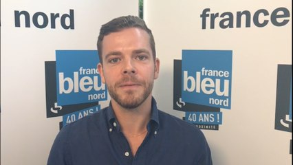 Municipales à Douai : Thibaut François, candidat Rassemblement national et droite populaire, se dévoile