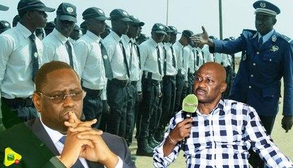 Droit dans ses bottes, Commissaire Sadio, assume ses positions et convictions !