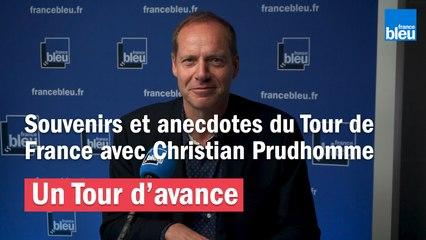 Un Tour d'avance - Souvenirs, anecdotes... Christian Prudhomme parle du Tour de France