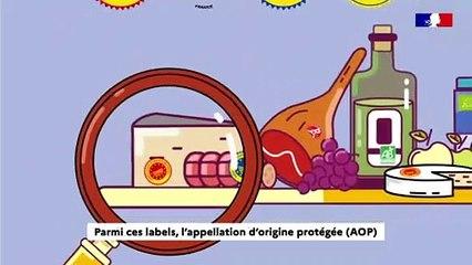 Animation : AB, AOP, IGP... Comment s'y retrouver parmi les différents labels alimentaires ?