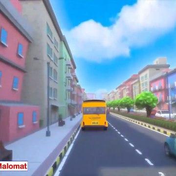 Ghulam Rasool Ke Madani Phool 2020 - Safar Kese Karein - 3D Animation - Madni Malomat