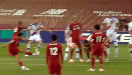 Liverpool - Crystal Palace (4-0) - Maç Özeti - Premier League 2019/20