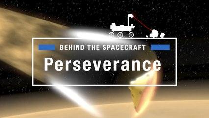 Behind the Spacecraft - Perseverance: Trailer