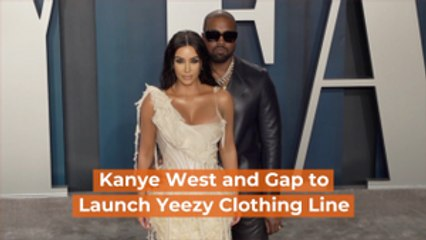 Get Yeezy At The Gap