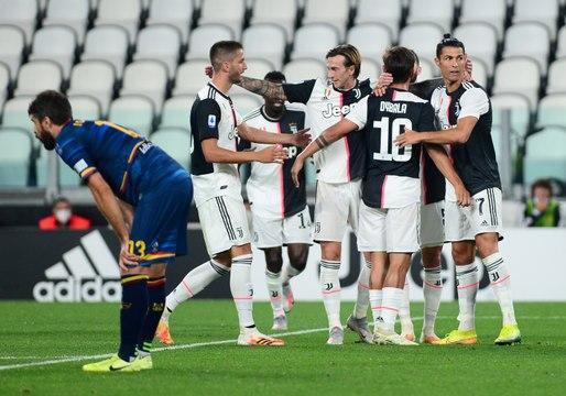 Serie A : La Juve déroule et prend le large