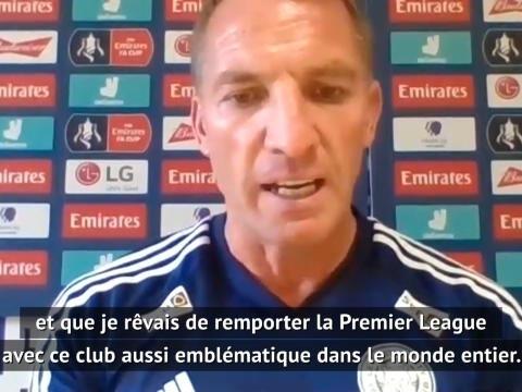 """Liverpool - Rodgers : """"Un moment incroyable dans l'histoire du club"""""""