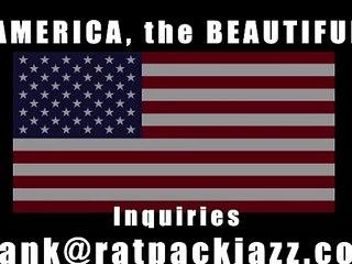 America the Beautiful - preview Frank Lamphere 2020 - America Swinging CD