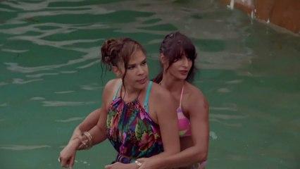 Fiesta de ELISA termina mal y BROMA pesada a Victoria | Estrella Tv