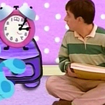 Blue's Clues Season 1 Episode 17 - What Is Tickety Tock's Favorite Nursery Rhyme