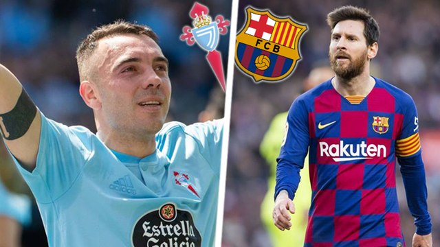 Les compos probables de Celta Vigo-FC Barcelone