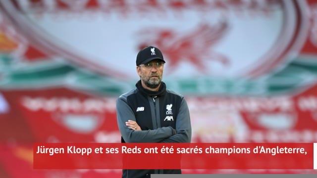 Liverpool - Klopp félicité par ses paires