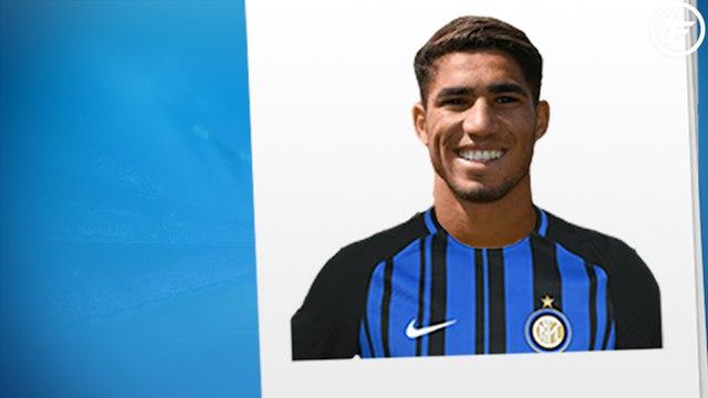 OFFICIEL : Achraf Hakimi atterrit à l'Inter