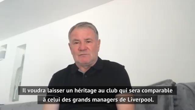 """Liverpool - Houghton : """"Klopp voudra laisser un héritage au club"""""""