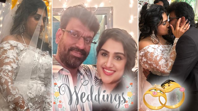 Vanitha Peter Paul Christian Wedding • Jaynitha, Jovika Lovely Moments