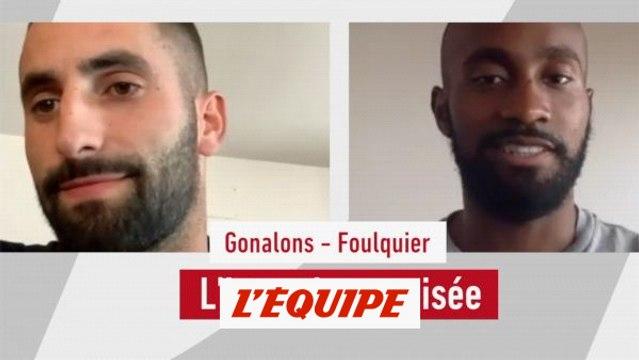 Gonalons-Foulquier, l'interview croisée - Foot - ESP