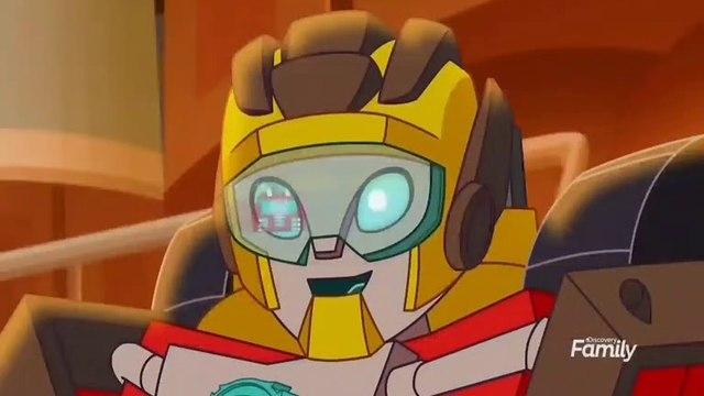 Transformers- Rescue Bots Academy Season 2 Episode 26- Big Wheels