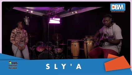 TOUS ENGAGÉS PAR LA MUSIQUE - SLY'A  ( Wendaga -version acoustique)