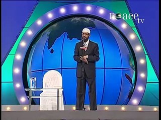 Is the Quran God's Word Lecture (Part 2) - Dr Zakir Naik Bayan