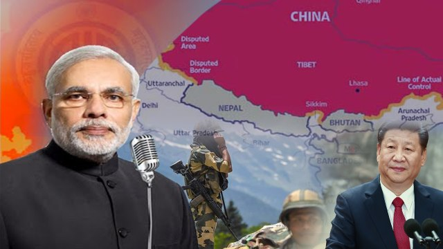 எல்லையில் China -க்கு சரியான பதிலடி - Modi