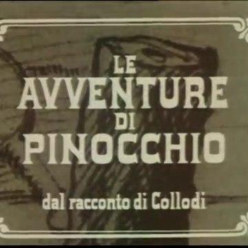 Le Avventure Di Pinocchio [Luigi Comencini] - Episodio 1 -