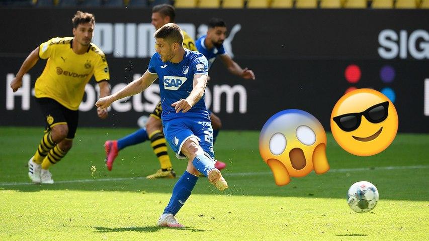 Andrej Kramaric | No-look penalty vs. Borussia Dortmund