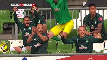 Werder Bremen - Köln (6-1) - Maç Özeti - Bundesliga 2019/20