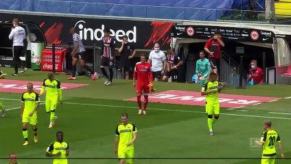 Eintracht Frankfurt - Paderborn (3-2) - Maç Özeti - Bundesliga 2019/20