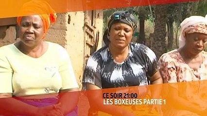 LES BOXEUSES