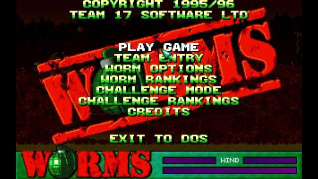 MortaLet's Play - Worms United [Partie 1 : Thèmes Ordure et Plage]