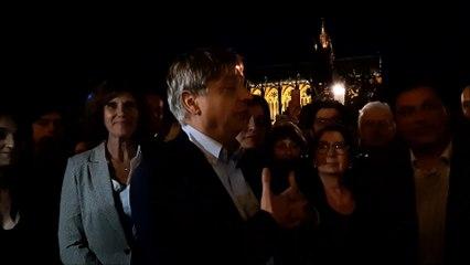 François Grosdidier, élu maire de Metz le 28 juin 2020