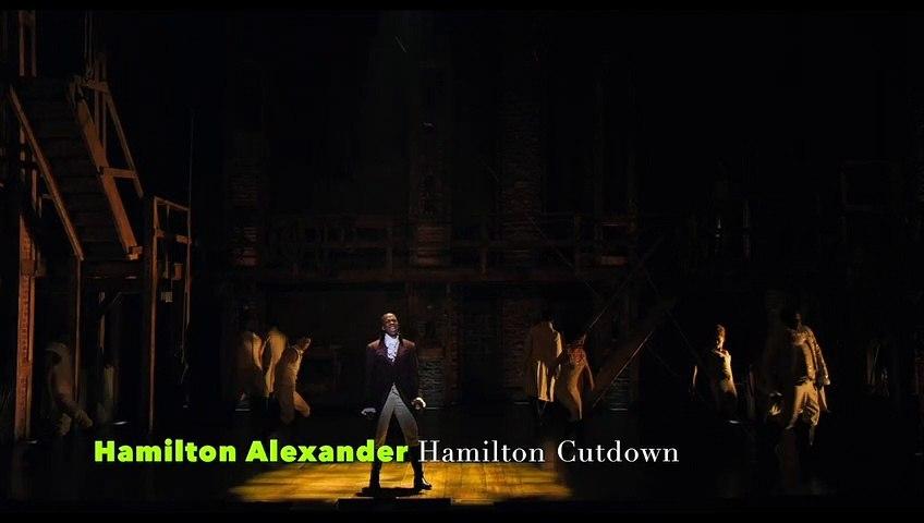 Hamilton Alexander Hamilton Cutdown