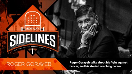 SPIN Sidelines with Roger Gorayeb