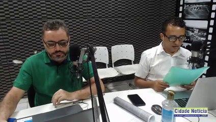 Veja e reveja o programa Cidade Notícia desta segunda-feira (29) pela Líder FM de Sousa-PB