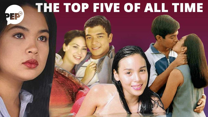 The 5 Top-Rating ABS-CBN Teleseryes of all time
