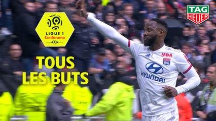 Tous les buts de Moussa Dembélé | saison 2019-20 | Ligue 1 Conforama