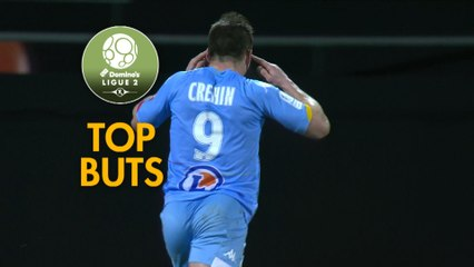 Top 10 Buts | saison 2019-20 | Domino's Ligue 2