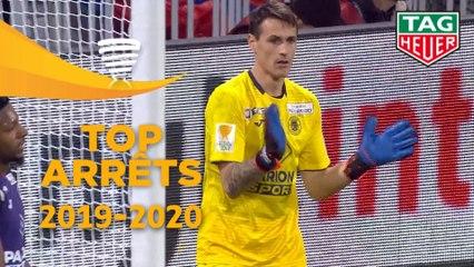 Top arrêts Coupe de la Ligue BKT - Saison 2019/20