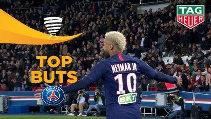 Top 3 buts Paris Saint-Germain - Coupe de la Ligue BKT 2019/20