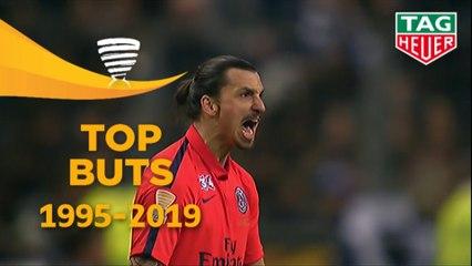 Top buts | Finales Coupe de la Ligue 1995-2020 | Archives