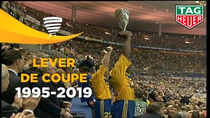Top célébrations | Finales Coupe de la Ligue 1995-2020 | Archives