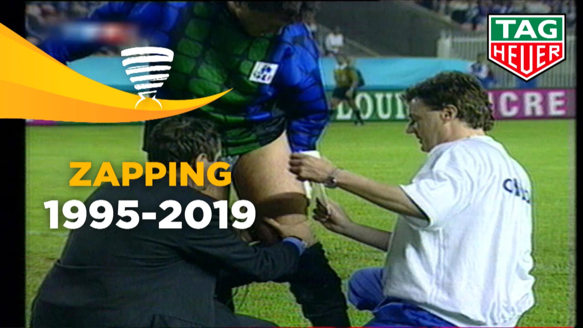 Zapping | Finales Coupe de la Ligue 1995-2020 | Archives