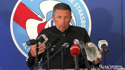 Thierry Laurey s'exprime sur sa prolongation de contrat