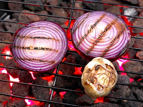 How to Grill Pretty Much Any Vegetable
