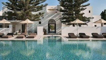 Die schönsten Design-Hotels in Griechenland
